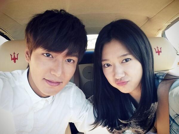 """Nếu Park Shin Hye làm """"em gái đẹp trai"""" của Lee Min Ho 1"""
