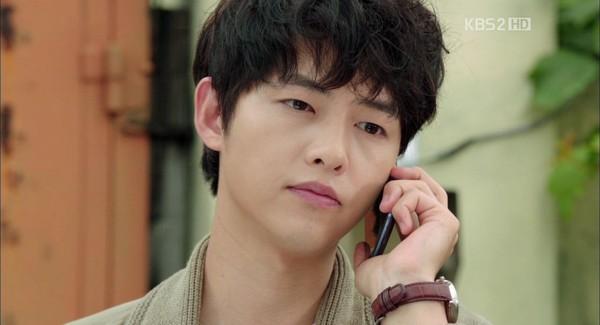 """Những quảng cáo """"trắng trợn"""" trên phim Hàn 16"""
