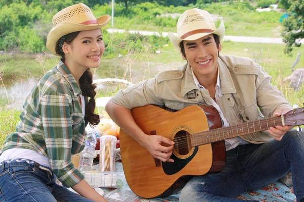 Những cặp đôi nhiều duyên nợ của màn ảnh Thái 4