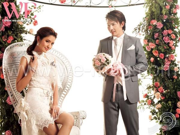 Những cặp đôi nhiều duyên nợ của màn ảnh Thái 12