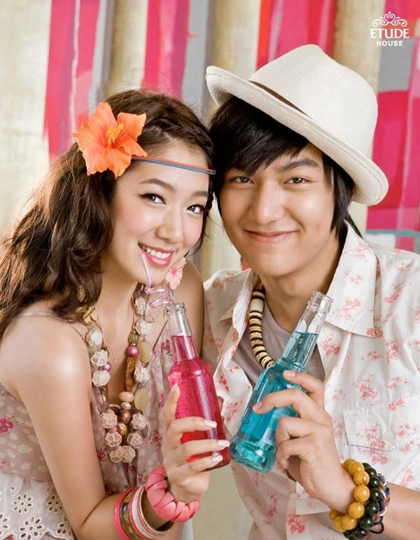 """Park Shin Hye - """"Tình mới"""" của Lee Min Ho 3"""