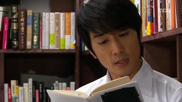 Song Seung Hun ném cả nắm tiền cứu người đẹp 5