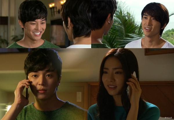 """Được ôm mỹ nhân, Song Seung Hun """"hớn"""" ra mặt 8"""