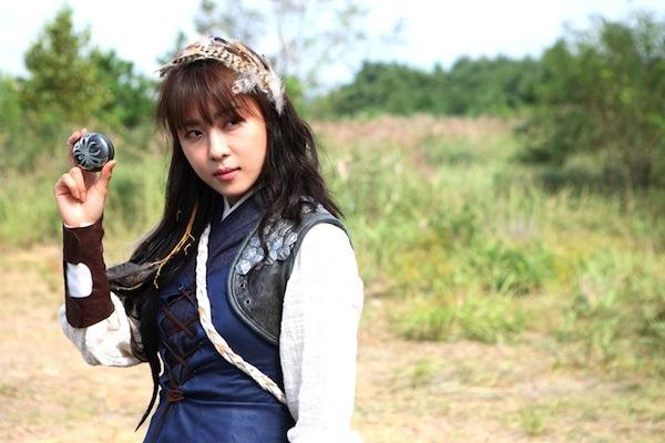 """Những bóng hồng """"nguy hiểm"""" của điện ảnh Hàn 2013 7"""