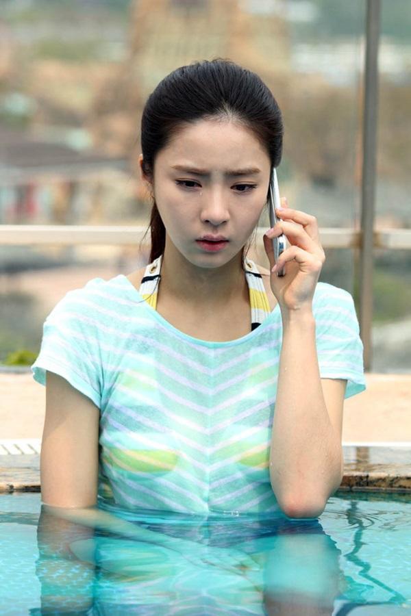 """Song Seung Hun nhí nhố dọa """"xử"""" Shin Se Kyung 5"""