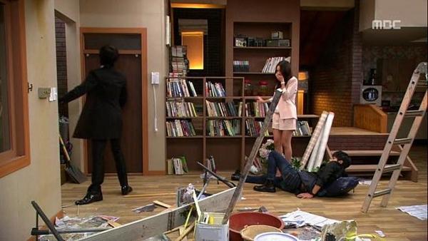 Tae Sang (Seung Hun) phát điên vì bạn gái lăng nhăng 6