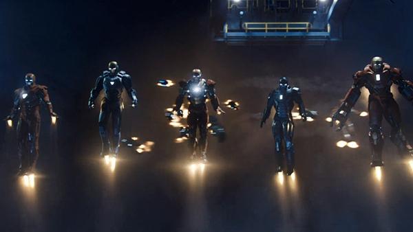 """""""Iron Man 3"""" không còn thống trị Bắc Mỹ 10"""