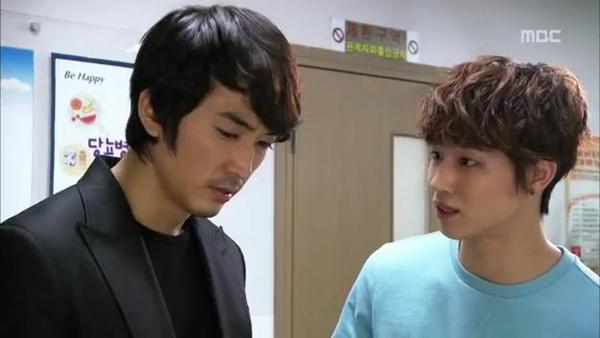Mi Do (Shin Se Kyung) bị tai nạn suýt chết 8