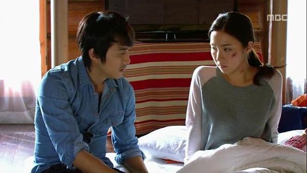 Tae Sang (Seung Hun) nghĩ bạn gái giả vờ mất trí nhớ 10