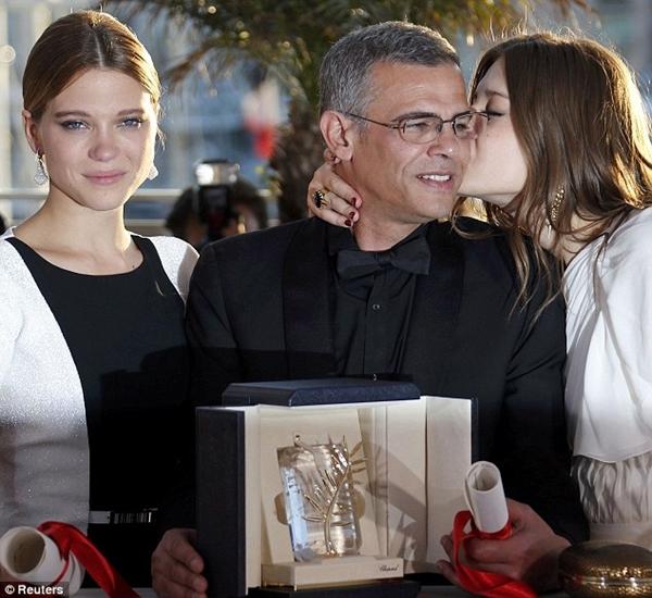 Cannes 66 vinh danh tình yêu đồng tính 2