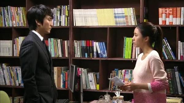 Mi Do (Shin Se Kyung) cứu mạng Tae Sang (Seung Hun) 4