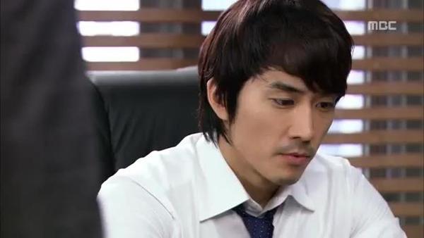 Mi Do (Shin Se Kyung) cứu mạng Tae Sang (Seung Hun) 11