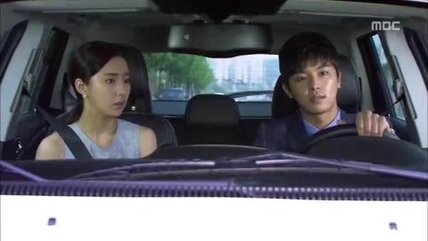 Mi Do (Shin Se Kyung) cứu mạng Tae Sang (Seung Hun) 8