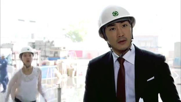 Mi Do (Shin Se Kyung) cứu mạng Tae Sang (Seung Hun) 2