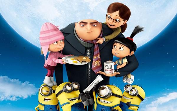 """10 bộ phim """"phải xem"""" dành cho gia đình 9"""