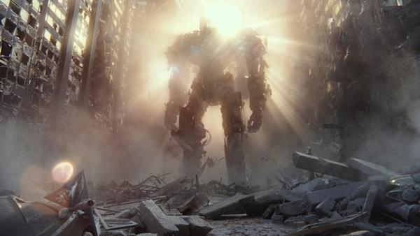Robot hậu tận thế gục ngã trước đám Minion 7