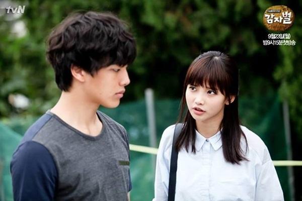 """Sao teen Yeo Jin Goo làm """"chuyện đại sự"""" trước mặt đàn chị 6"""