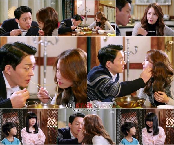 Da Jung (Yoona) bị đồn mang thai 2
