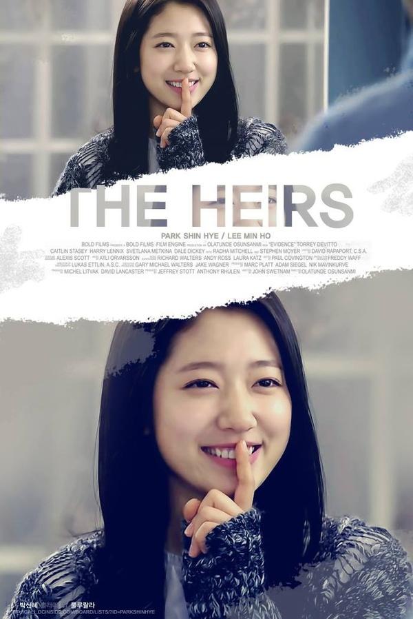 Park Shin Hye: Nữ hoàng tương lai của màn ảnh châu Á 11