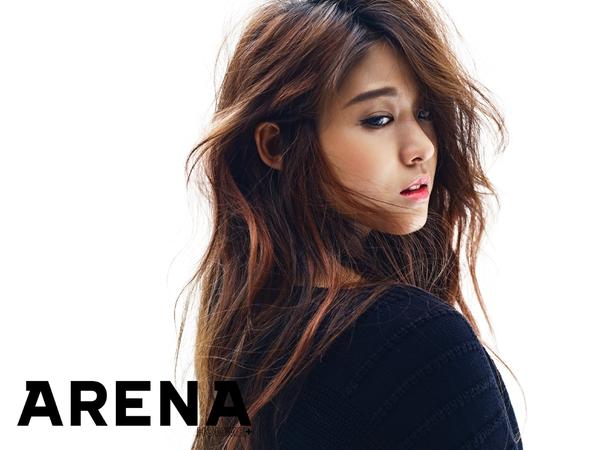 Lộ diện cô em gái hờ xinh xắn của Lee Min Ho trong phim mới  1