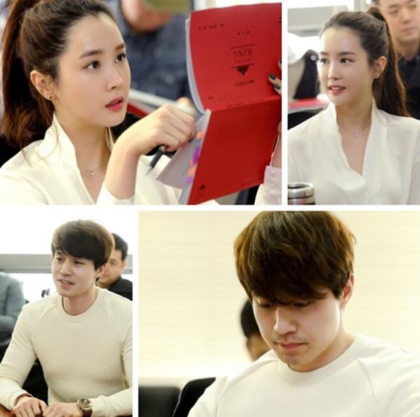 Lee Da Hae xinh đẹp rạng rỡ xuất hiện bên tình cũ màn ảnh 3