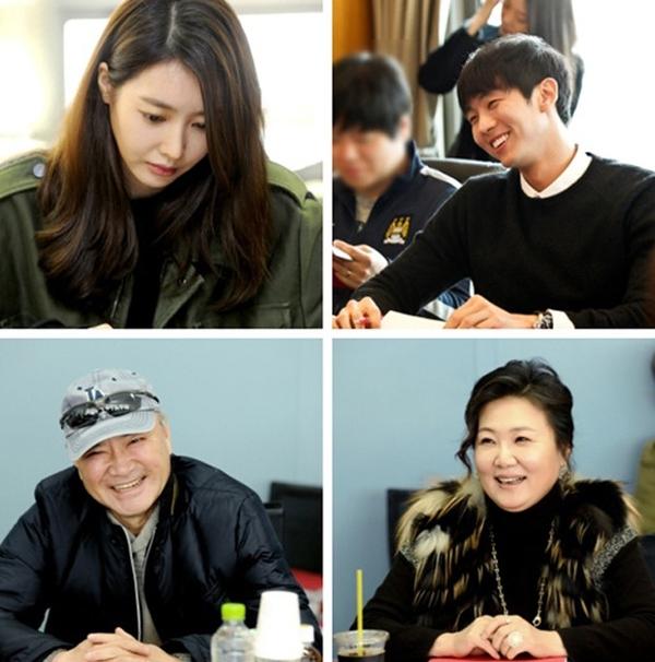Lee Da Hae xinh đẹp rạng rỡ xuất hiện bên tình cũ màn ảnh 5