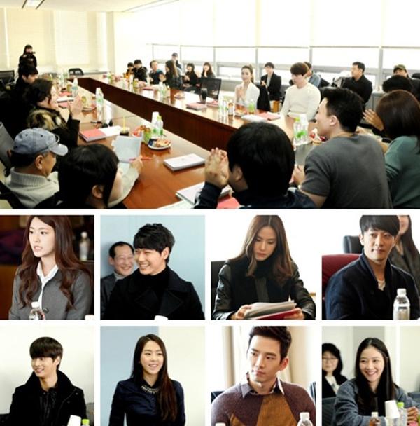 Lee Da Hae xinh đẹp rạng rỡ xuất hiện bên tình cũ màn ảnh 4