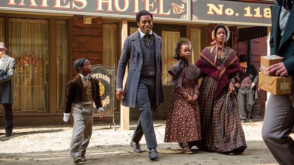 """Giải mã thành công của nhà vô địch Oscar 2014: """"12 Years a Slave"""" 8"""