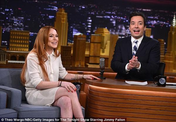 """Lindsay Lohan hé lộ khả năng tái ngộ """"Những Cô Nàng Lắm Chiêu"""" 2"""