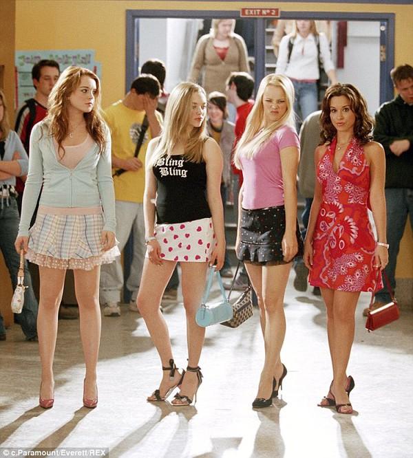 """Lindsay Lohan hé lộ khả năng tái ngộ """"Những Cô Nàng Lắm Chiêu"""" 1"""