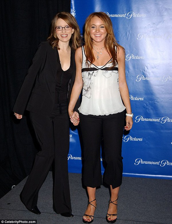 """Lindsay Lohan hé lộ khả năng tái ngộ """"Những Cô Nàng Lắm Chiêu"""" 4"""