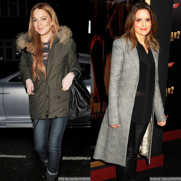 """Lindsay Lohan hé lộ khả năng tái ngộ """"Những Cô Nàng Lắm Chiêu"""" 3"""