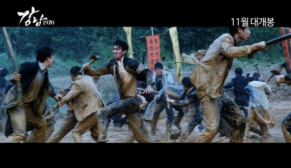 Lee Min Ho toàn thân đẫm máu, đối đầu bạn cũ dưới mưa 2