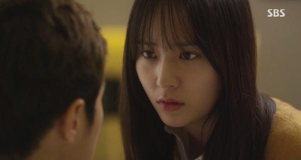 Se Na (Krystal) sững sờ trước lời tỏ tình của Shi Woo (L) 2