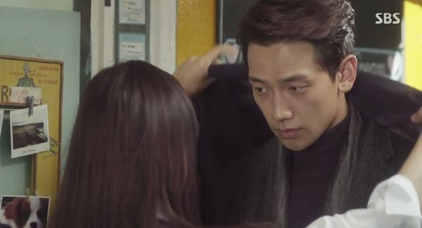 Se Na (Krystal) sững sờ trước lời tỏ tình của Shi Woo (L) 4