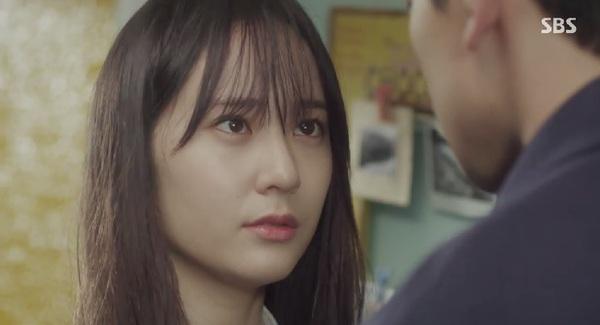 Se Na (Krystal) sững sờ trước lời tỏ tình của Shi Woo (L) 5
