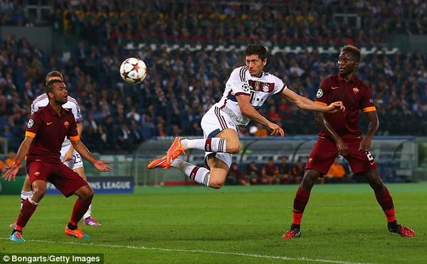 Bayern Munich và Shakhtar cùng lập kỷ lục vô tiền khoáng hậu tại CL 1