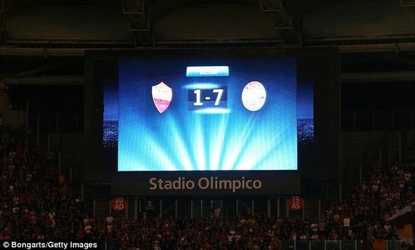 Bayern Munich và Shakhtar cùng lập kỷ lục vô tiền khoáng hậu tại CL 3