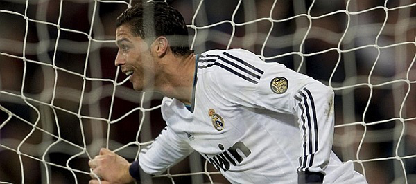Real Madrid-Sevilla: Show diễn của Ronaldo 2