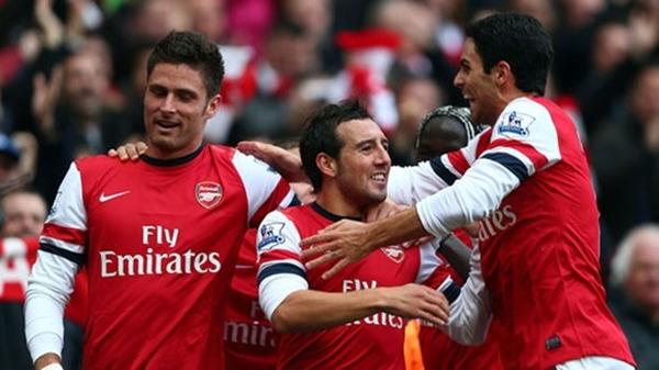 """Arsenal: Cần lắm 1 """"cơn mưa"""" sau 8 năm """"khô hạn"""" 6"""