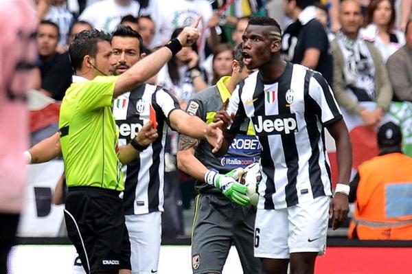 Chùm ảnh Juventus trong ngày lên ngôi tại Serie A 10