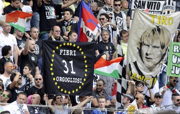 Chùm ảnh Juventus trong ngày lên ngôi tại Serie A 2