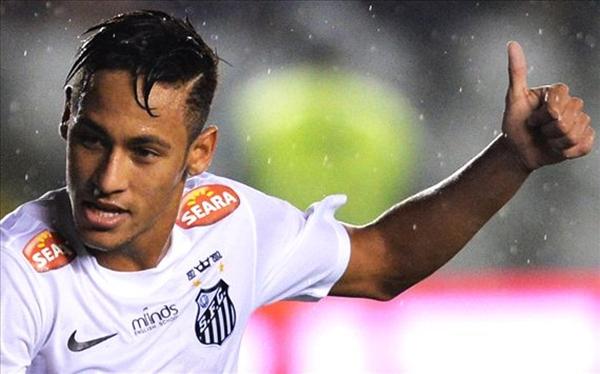 Santos đã chấp nhận bán Neymar cho Barca 3