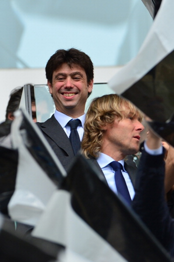 Chùm ảnh Juventus trong ngày lên ngôi tại Serie A 3