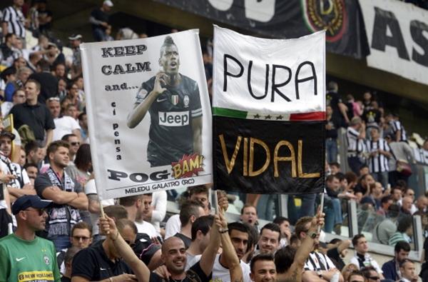 Chùm ảnh Juventus trong ngày lên ngôi tại Serie A 4