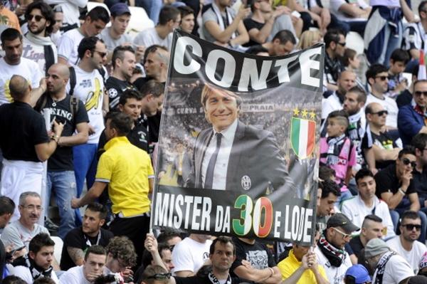 Chùm ảnh Juventus trong ngày lên ngôi tại Serie A 5