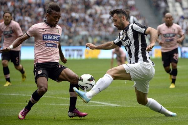 Chùm ảnh Juventus trong ngày lên ngôi tại Serie A 6