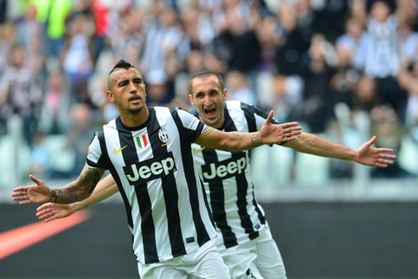 Chùm ảnh Juventus trong ngày lên ngôi tại Serie A 8