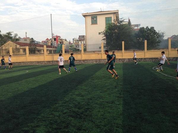 Hà Nội: Điểm danh các sân cỏ nhân tạo cho fan mê bóng đá (Phần 1) 11