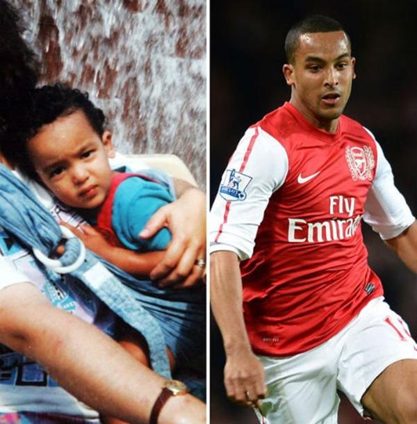 Những hình ảnh ngộ nghĩnh của sao bóng đá thời ấu thơ 27